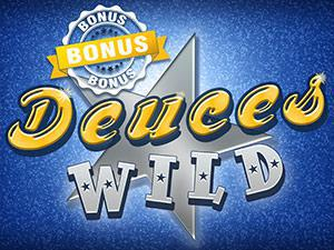 deuces wild casino games