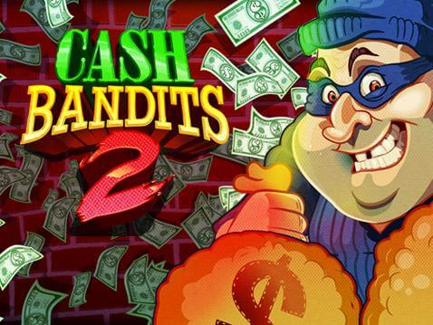 Cash Bandits 2 Casino Game screenshot 1