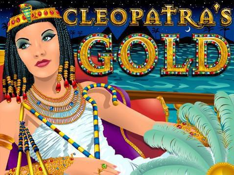 Cleopatra's Gold Casino Game screenshot 1