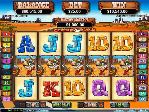 Cash Town Slots Review & Free Instant Play Casino Game