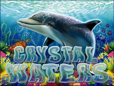 Play Online Crystal Waters Slots With 300% Bonus at Slots of Vegas