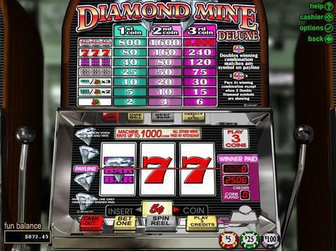 deluxe diamond games