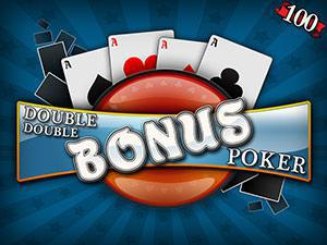 double double bonus poker rules