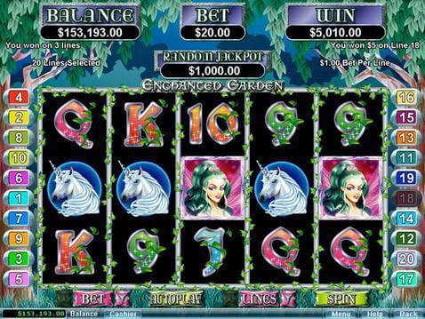 Spiele Fantasy Garden - Video Slots Online