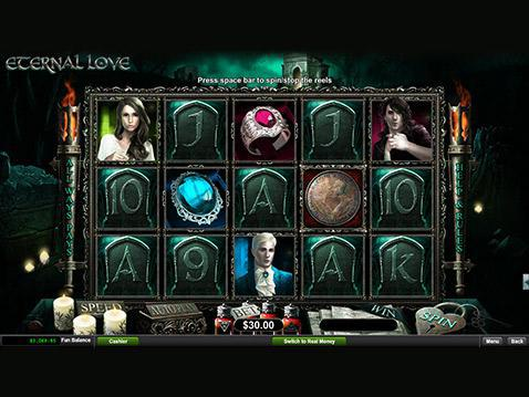 Eternal Love Casino Game screenshot 2