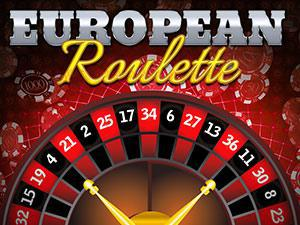 best online casino games european roulette