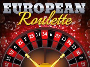 casino european roulette