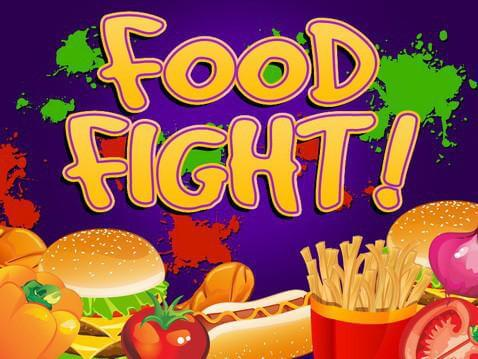 Food Fight Games Online
