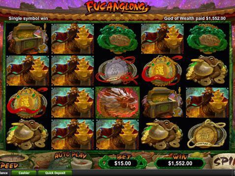 Fucanglong Casino Game screenshot 2