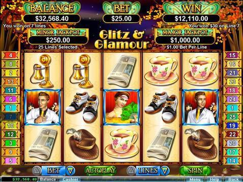 Glitz and Glamour Casino Game screenshot 2