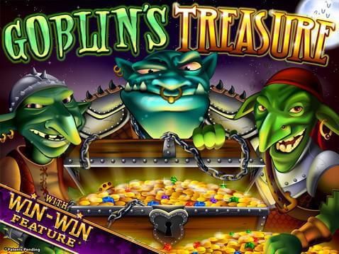 Goblin's Treasure Casino Game screenshot 1