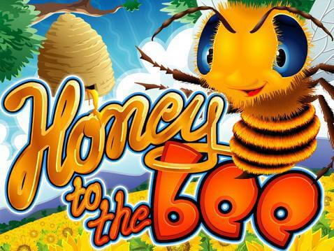 Honey to the Bee Casino Game screenshot 1