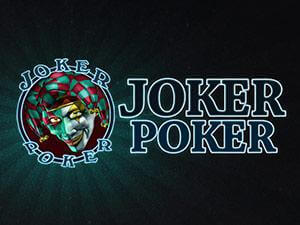 de online casino joker poker