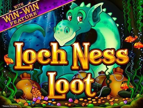 Loch Ness Loot Casino Game screenshot 1