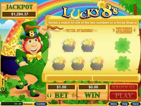 Lucky 8's Casino Game screenshot 2