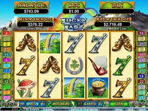 Lucky Last Casino Game screenshot 2