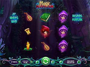 Magic Mushrooms Games