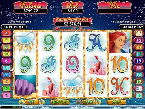 casino queen games