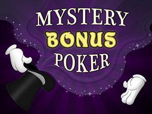 Mystery Bonus Poker Casino Game screenshot 1