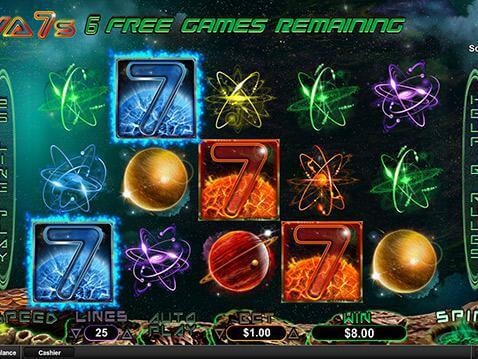 Nova 7s Casino Game screenshot 2