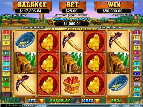 Mega Money Rush Slot Machine - Play Online for Free Now