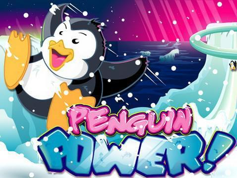 Penguin Power Casino Game screenshot 1