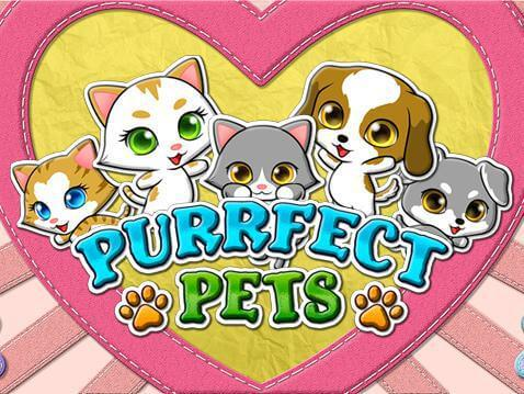 Purrfect Pets Casino Game screenshot 1