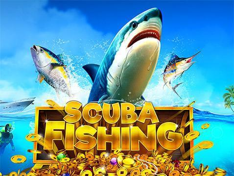 Scuba Fishing Casino Game screenshot 1
