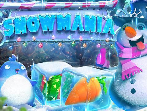 Snowmania Casino Game screenshot 1