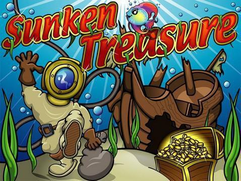 Sunken Treasure Slot - Play for Free Instantly Online