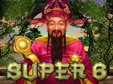 Super 6 Casino Game screenshot 1