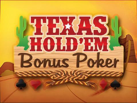Texas Hold'em Bonus Poker Casino Game screenshot 1