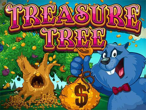 Treasure Tree Casino Game screenshot 1