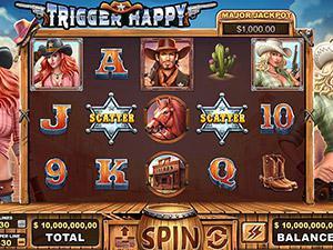 Trigger happy slot games