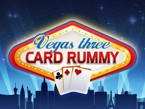 how to play vegas 3 card rummy