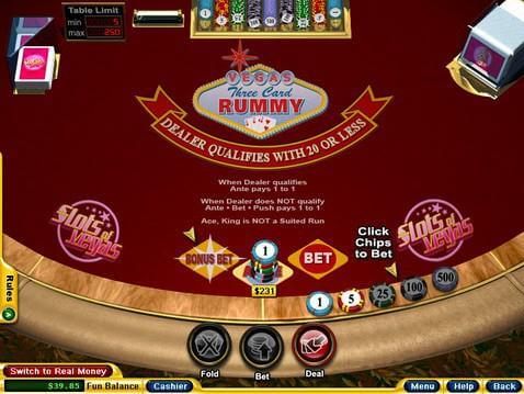easiest casino games to win at rummy