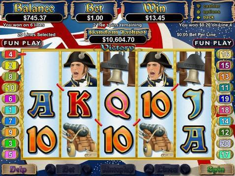 Victory Casino Game screenshot 2