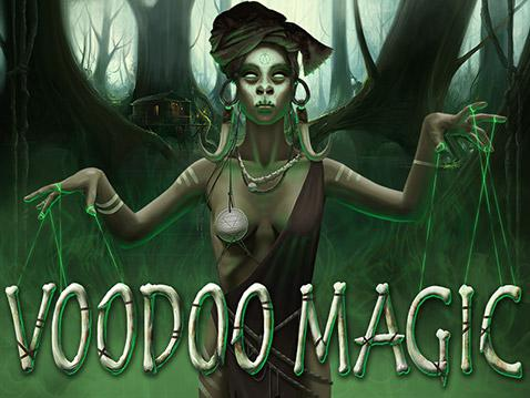 Voodoo Magic Casino Game screenshot 1