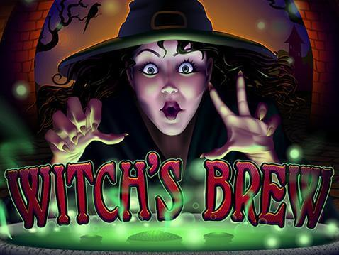 Witch's Brew Casino Game screenshot 1