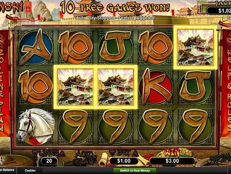 Zhanshi Casino Game screenshot 2