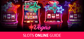Online Slots Guide - Slots of Vegas Casino