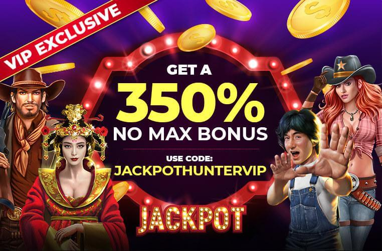 Get a 350% Casino Bonus - Slots of Vegas