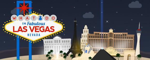 What to do in Las Vegas Infographic