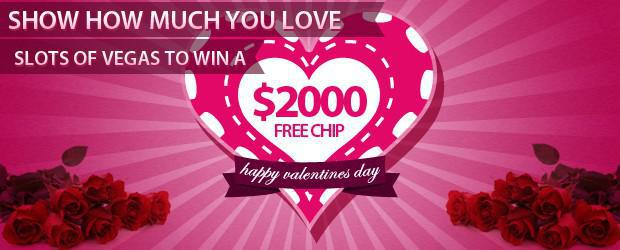 Show Us Your Love – Valentine's Contest
