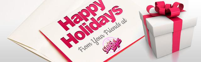 Slots of Vegas wishes you Happy Holidays