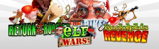 A guide to our Christmas Themed Slots Games