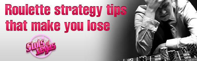 Roulette Strategy Tips That Actually Make You Lose