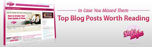 In Case You Missed Them: Top Blog Posts Worth Reading