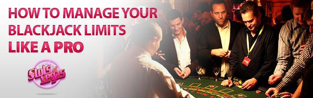 How to Manage Your Blackjack Limits Like a Pro