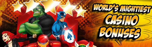 Super April Promotions st Slots of Vegas!
